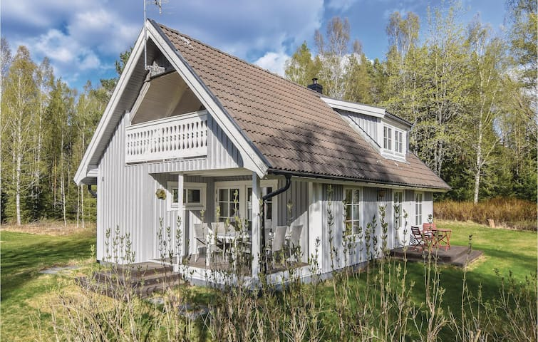 Holiday cottage with 3 bedrooms on 94m² in Årjäng