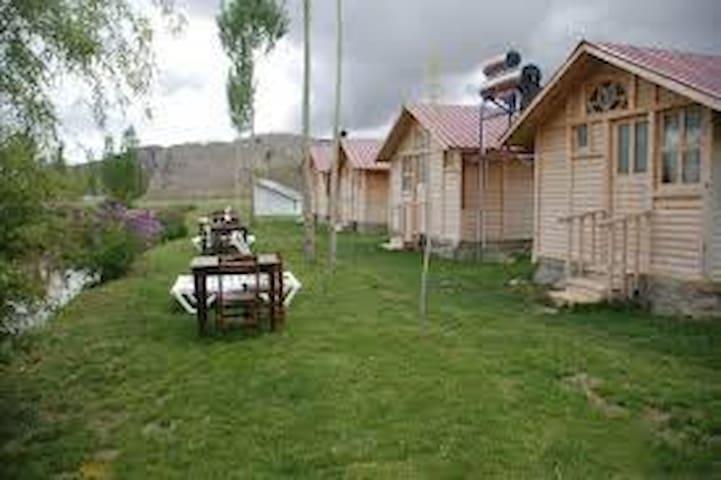 Girdev Camp Bungalow 2 - Fethiye