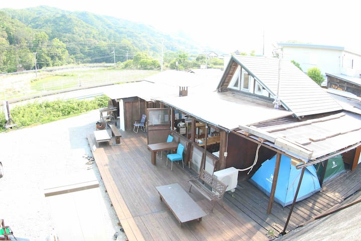 2名個室/ビーチフロント/宍喰/生見/SUP,SURFスクール/リラクゼーション/大阪から直行バス