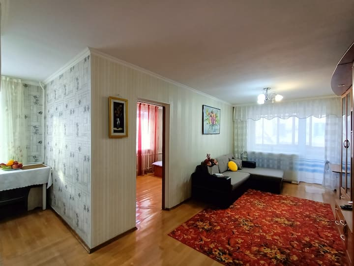 2 комн. апартаменты на Назарбаева 65