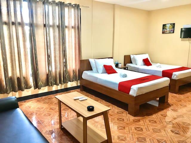 Casa Buena Suite Room (downtown Davao)