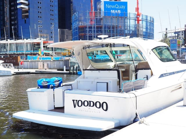 Sick of Hotel Rooms ? Join the Club - Docklands - Barco