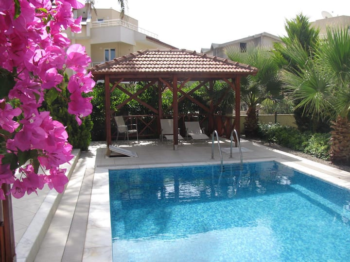 Great private detached villa in belek 42
