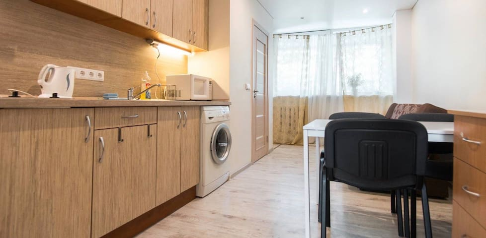 ❤️Apartment for 2-6 prs 15 min. to city center❤️