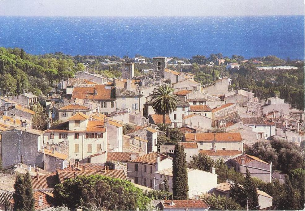 Au coeur d'un des plus beaux village de France