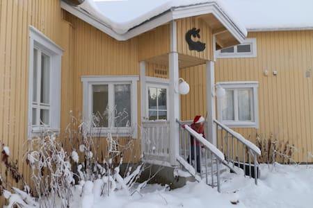 Kaksio talon yläkerrassa - Suomussalmi - Pis