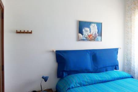 GARGANO app. C4 vicinanze mare 4-5 posti, giardino - San Menaio - Wohnung