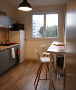 Appartement rénové proche Cap Saran