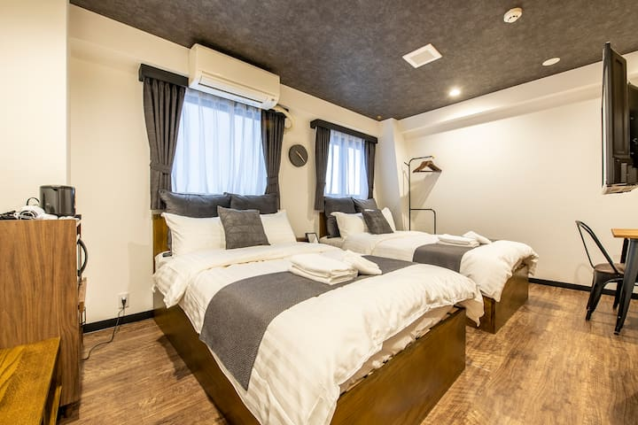 6 min Sta. Very near Akihabara!!Good location/501