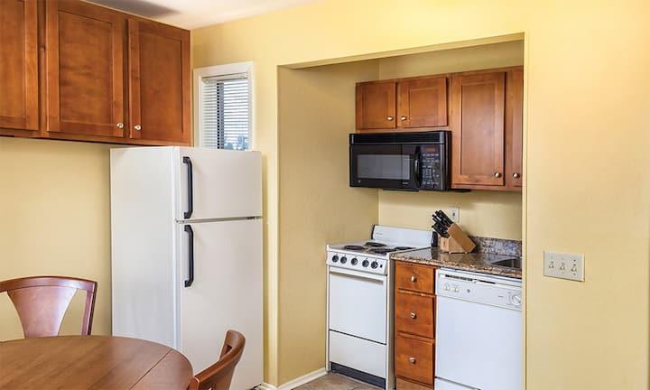 Club Wyndham Pagosa, 1 bedroom unit