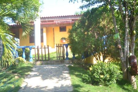 Aventura,descanso y naturaleza - Los Cocos - Villa