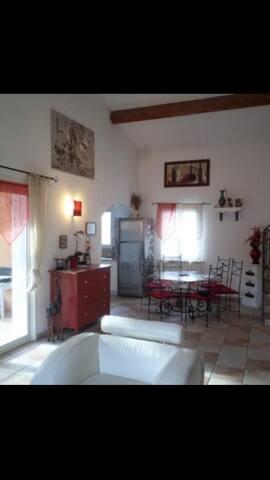 Villa t4 quartier résidentiel - Le Pradet - Villa