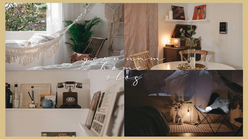 [moon's] Hongdae AREXstation 3mins