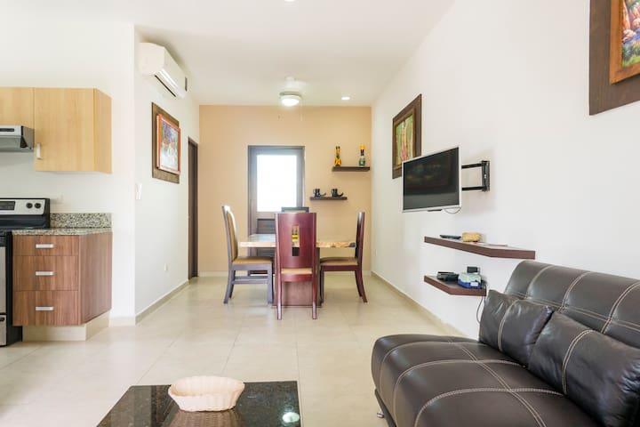 Apartment Tulum excellent location