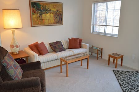 Quiet & cozy 1 bedroom apartment - Littleton