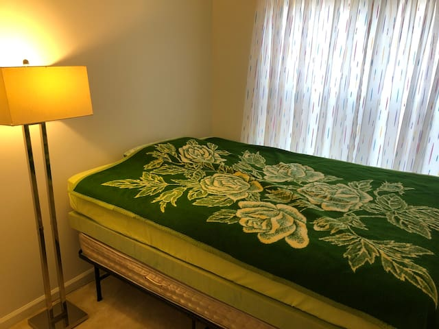A private bedroom in Alexandria, Close to DCA