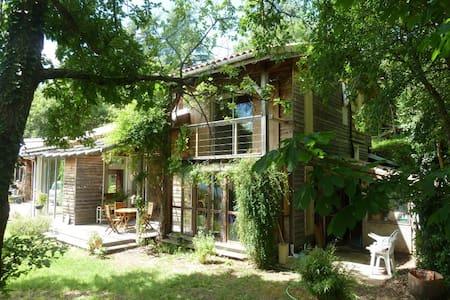 Une Parenthèse naturelle et son séjour bien-être - Saint-Jean-le-Centenier - Guesthouse - 1