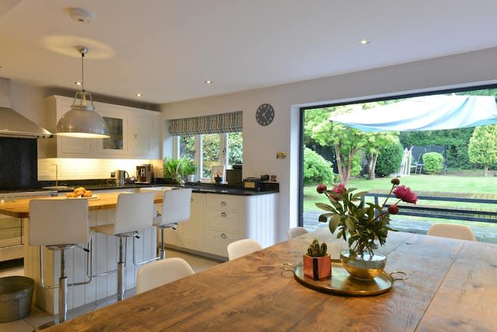 5 bedroom family home in Royal Tunbridge Wells.