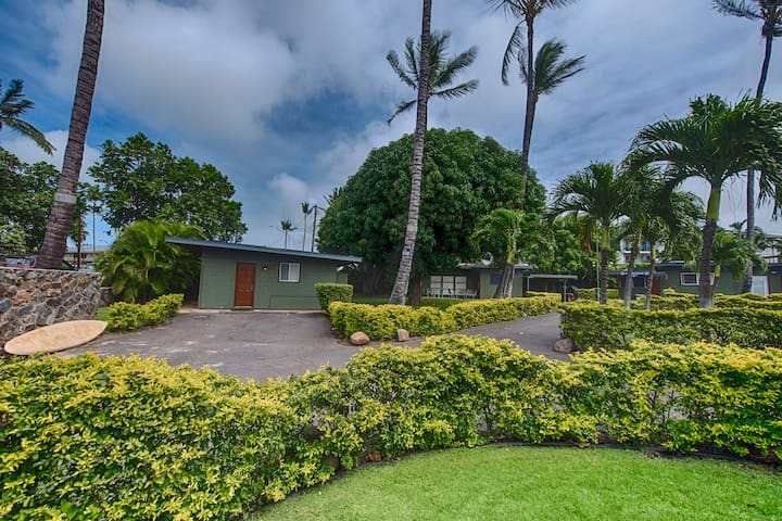 Remodeled Beach Studio Steps to the Sand - Kihei - Villa