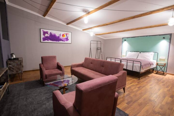 Family Room on Aghmashenebeli (Apart-Hotel)