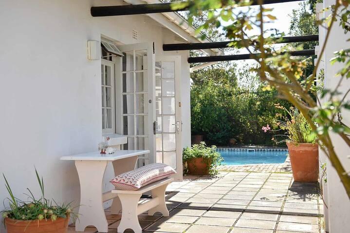 Coral Tree Garden Room
