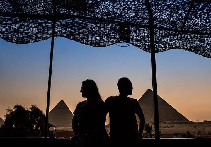 3 pyramids view inn-Beta + Free pick up