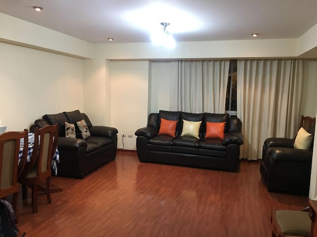 Warm and comfortable apartment in Surco!