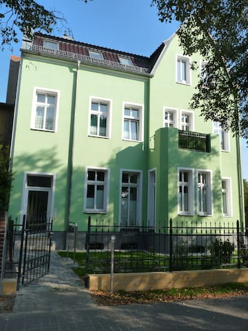 Ferienwohnung in der Nähe des Lehnitzsees - Oranienburg - Condominium