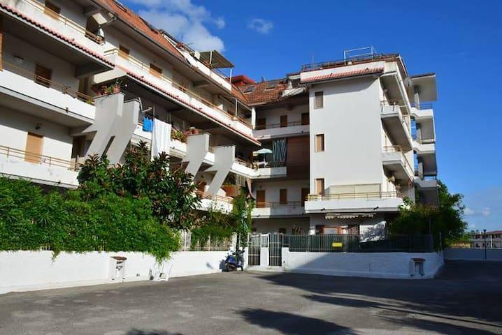 Квартира с видом/Casa vacanza, vista panoramica