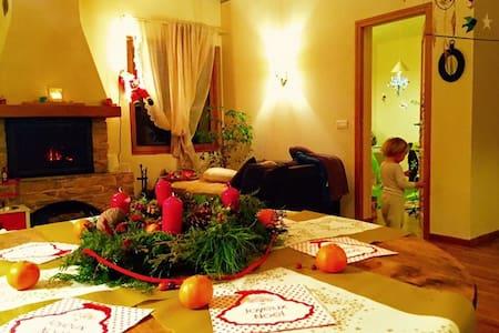 Maison en eco-village - Arrigas