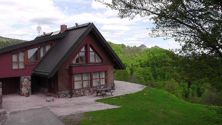 Zacler, Villa KZW240