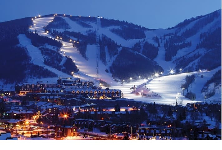 35% OFF!!!  SKI IN/SKI OUT; New Years! (12/26-1/2)