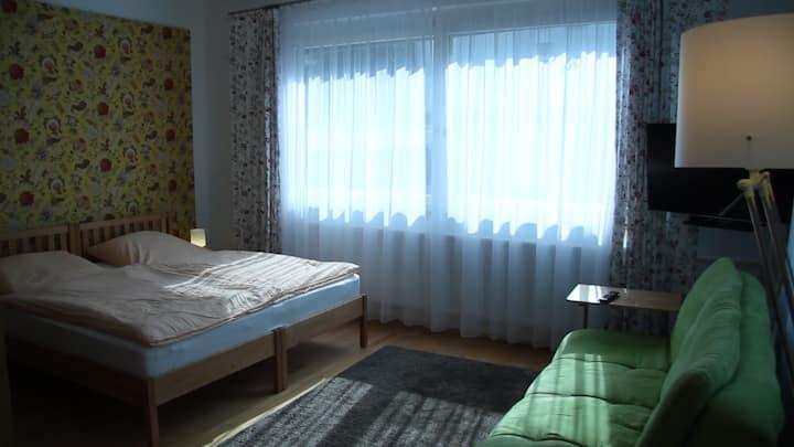 Charmantes Apartment nahe Heidelberg (45 qm)