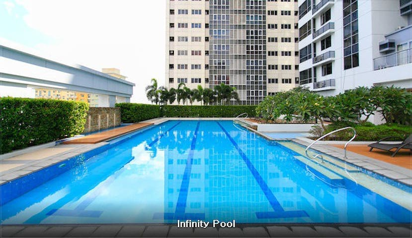 The Infinity, Fort BGC - 1 Bedroom with WIFI