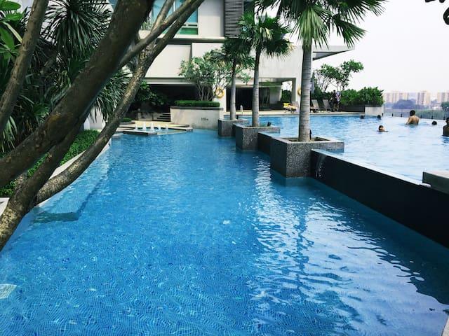 Bukit Bintang | Swiss Garden Residences - 1 Bed
