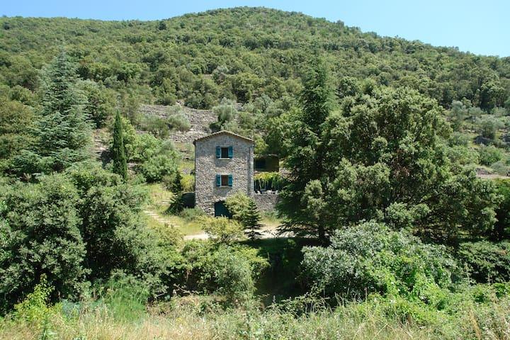Maison avec Piscine en Cévennes - Anduze - House
