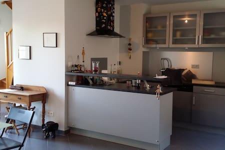 DUPLEX MODERNE ET CHALEUREUX - Silly-le-Long - 公寓