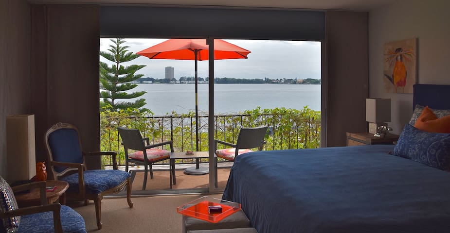Room with a view - Sarasota - Apartamento