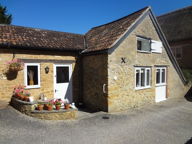 Converted Barn in Conservation Area of Village - Merriott - Casa