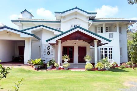 Kadol Mansion near Bolgoda Lake, Panadura