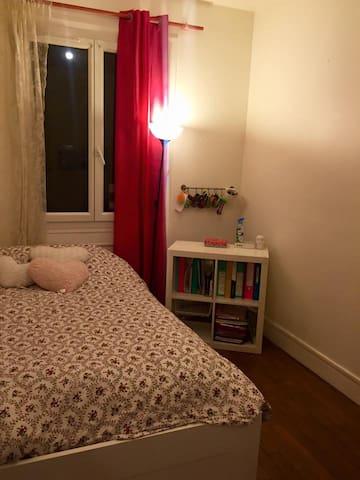 Chambre privée au coeur de rouen - Rouen - Apartamento