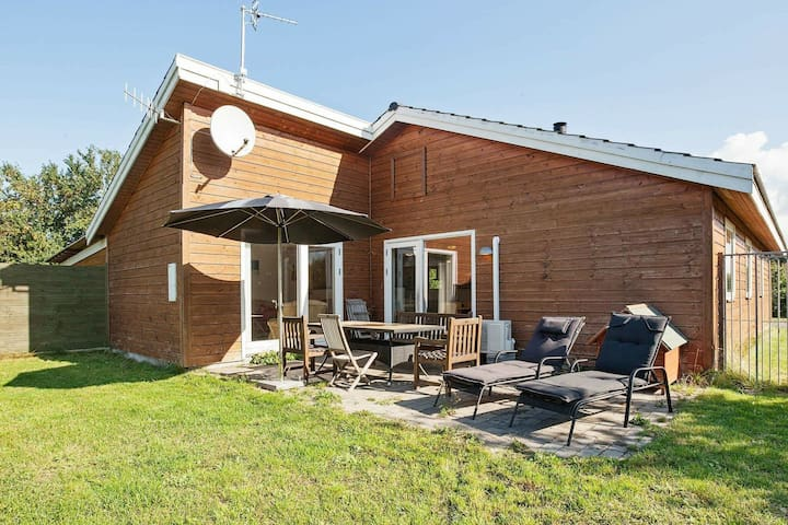 Modern Holiday Home in Asnæs near Sea