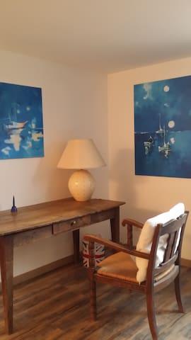 Belle chambre 20m2 sdb privative - Saint-Genis-les-Ollières - Talo