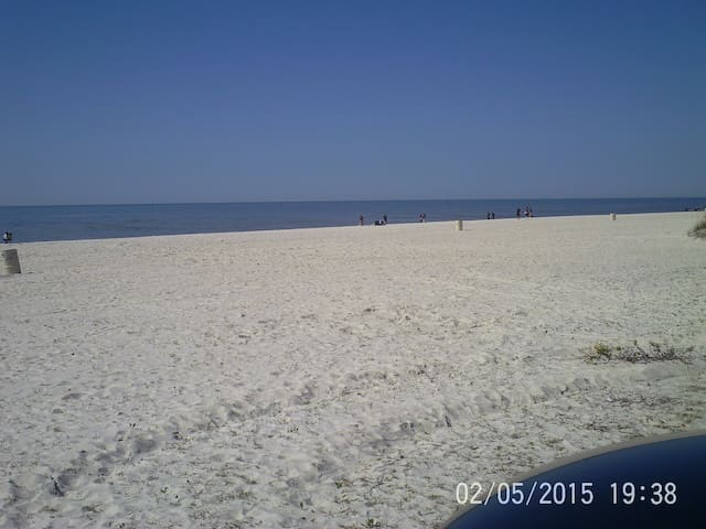 THE AFFORDABLE 2 B/R, 2 BATH CONDO ON THE BEACH - Biloxi - Condominium