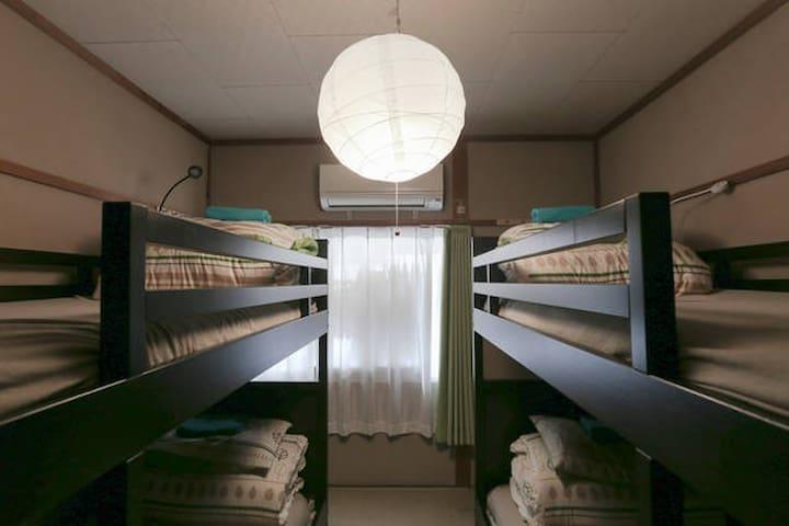 【Hostel Ginkakuji】 Gender-Mix Dorm