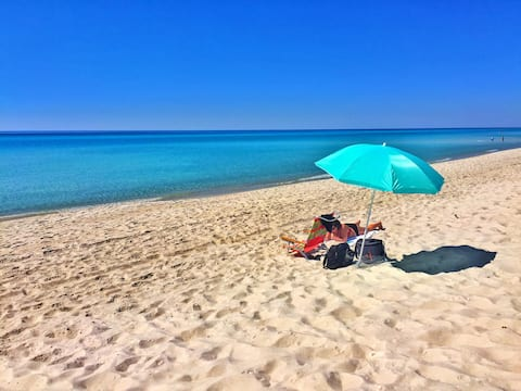 1-6 Person Condo Getaway! 2 MIN WALK to beach!
