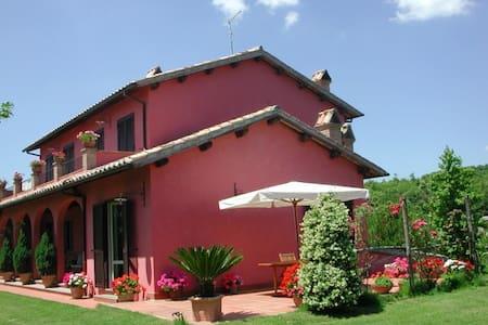 Villa Lake Bolsena view - Gradoli - 別墅