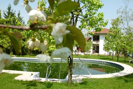 Villa with big private garden and private pool - Kartepe