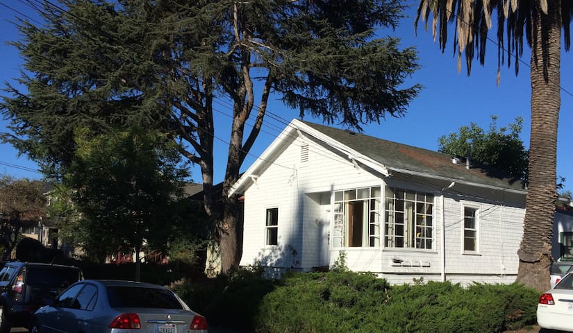 East Bay Cottage - Emeryville - Haus