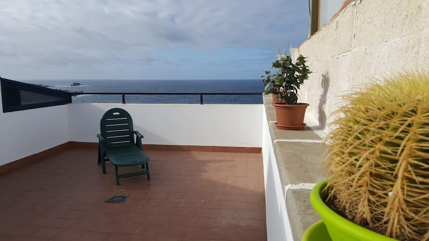 Casa frente al mar con solarium - Las Palmas de Gran Canaria - House